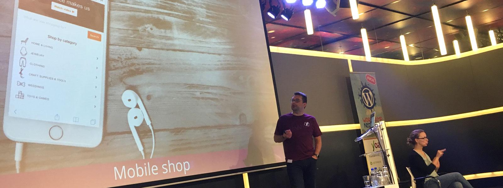 Michiel Heijmans WordCamp Nederland