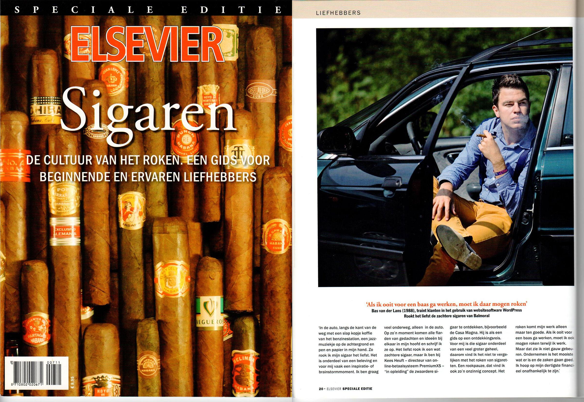Elsevier Bas van der Lans