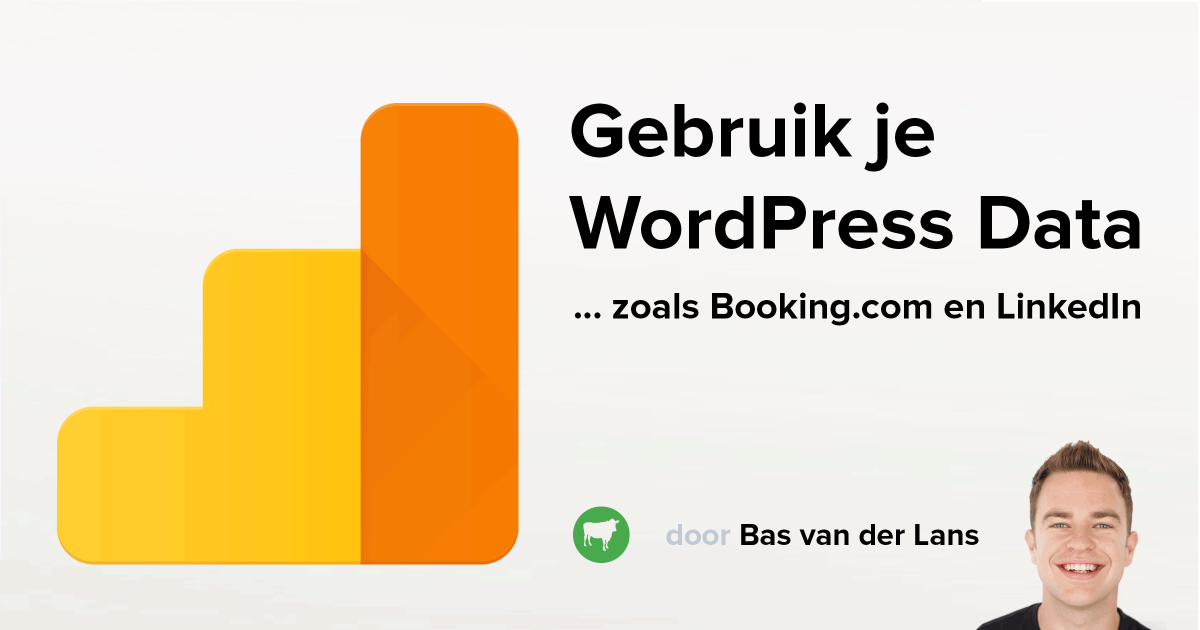 Bas van der Lans over WordPress en Data